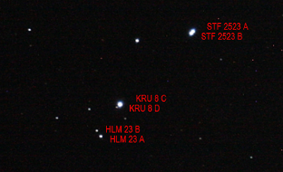 annotated image for doubles near STF 2523