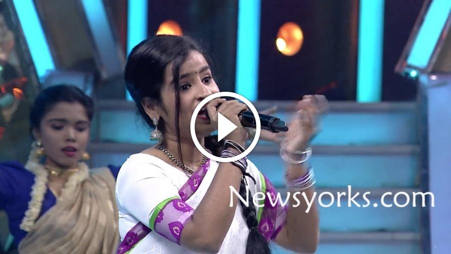 தன் காதலருக்காக காதலர் தினத்தன்று தளபதி விஜய் பாடலை பாடிய சிவாங்கி… Unseen Video…