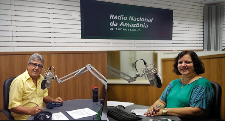 Após a despedida de Artemisa Azevedo,  outros dois ícones da Rádio Nacional da Amazônia que marcaram os ouvintes foram: Airton Medeiros e Sula Sevillis.
