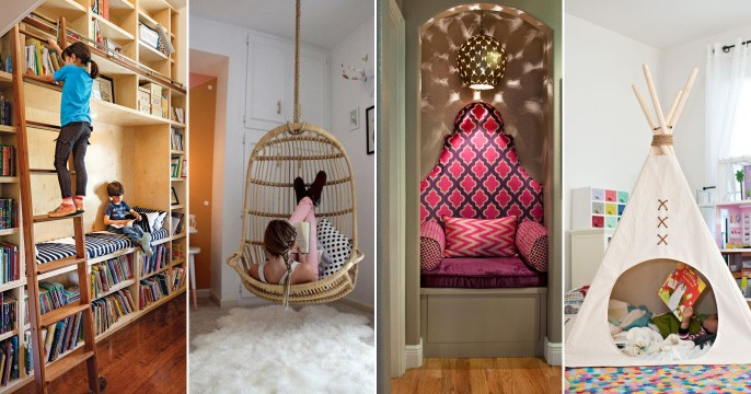 DIY Reading Nook Ideas For Every Pocket