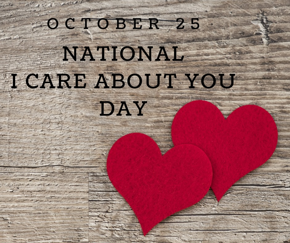 ​National I Care About You Day Wishes Awesome Images, Pictures, Photos, Wallpapers