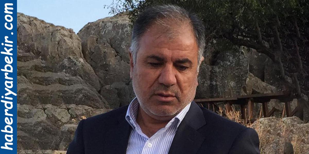 Diyarbakır Ticaret Borsası Yönetimi Kurulu Üyesi ve Tarıma Dayalı Besi Organize Sanayi Bölgesi Başkanı Resul Gündoğan