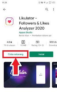 Cara Melihat Jumlah Like di Instagram