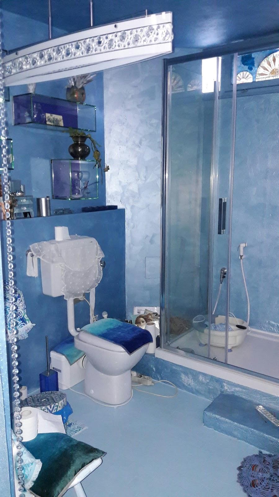 Rinnovare il bagno con la pittura shabby co - Rinnovare il bagno senza rompere ...