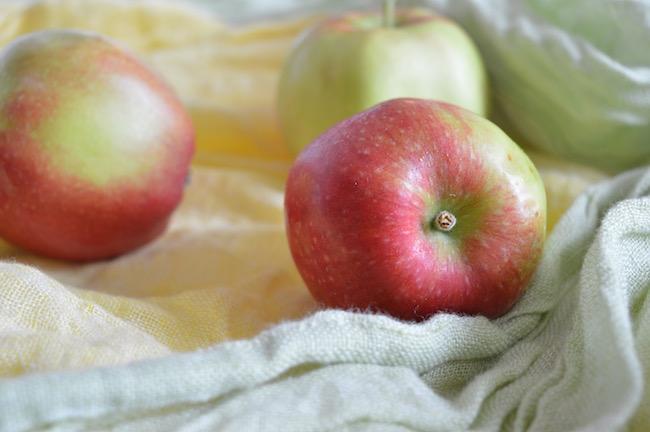 omena-salviapiirakka