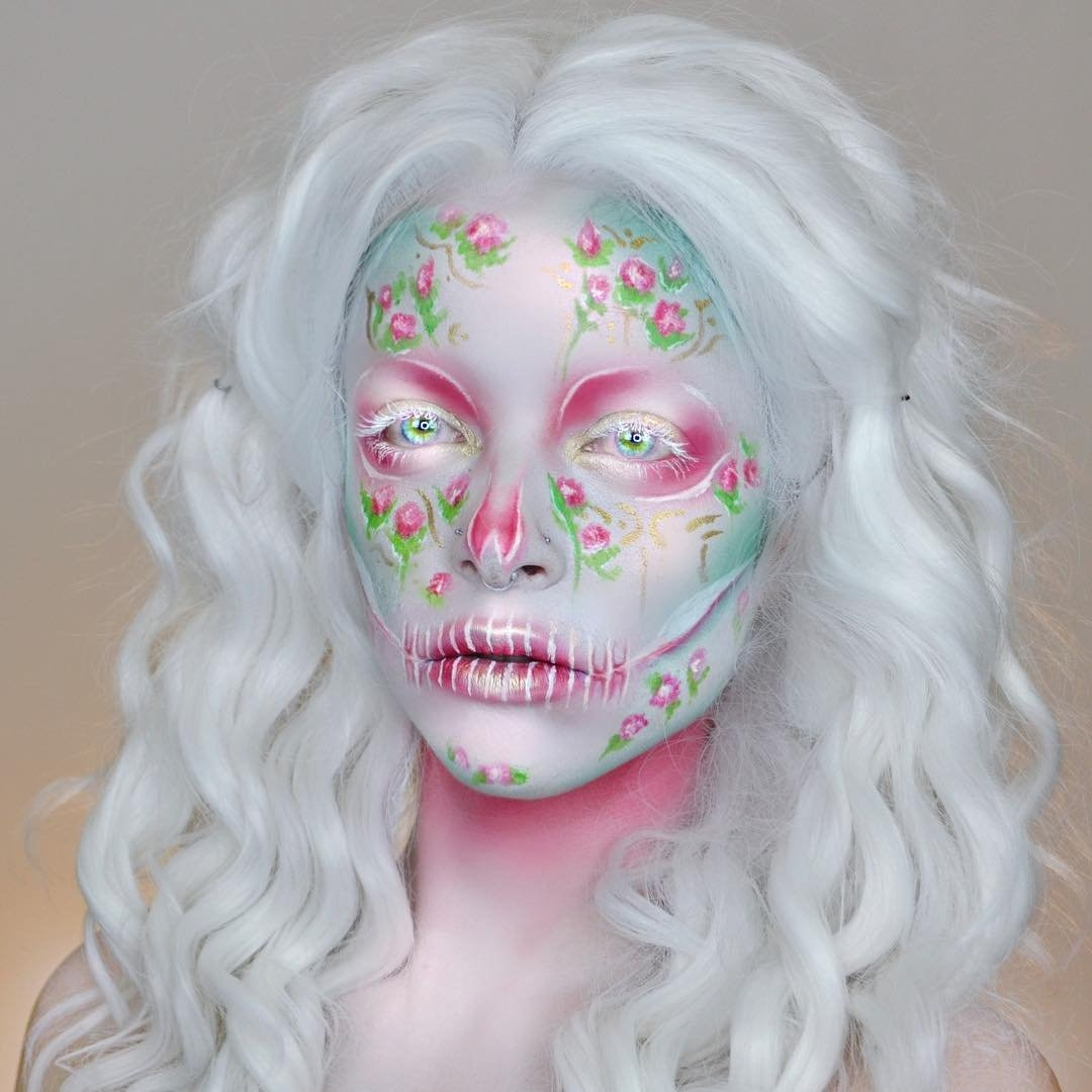 11-Vintage-Skull-Kimberley-Margarita-Makeup-Effects-that-Transform-the-Artist-www-designstack-co