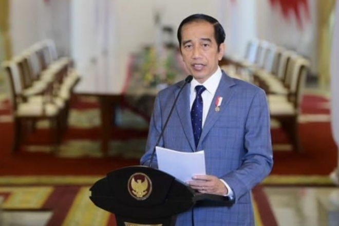 Jokowi Berang, Perintahkan Polri dan TNI Tinda Tegas Pelanggar Protokol Kesehatan