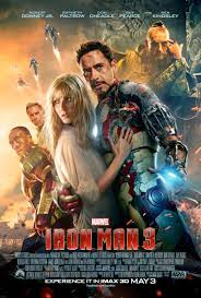 Iron Man 3:Robert Downey Jr., Gwyneth Paltrow | A Constantly Racing Mind
