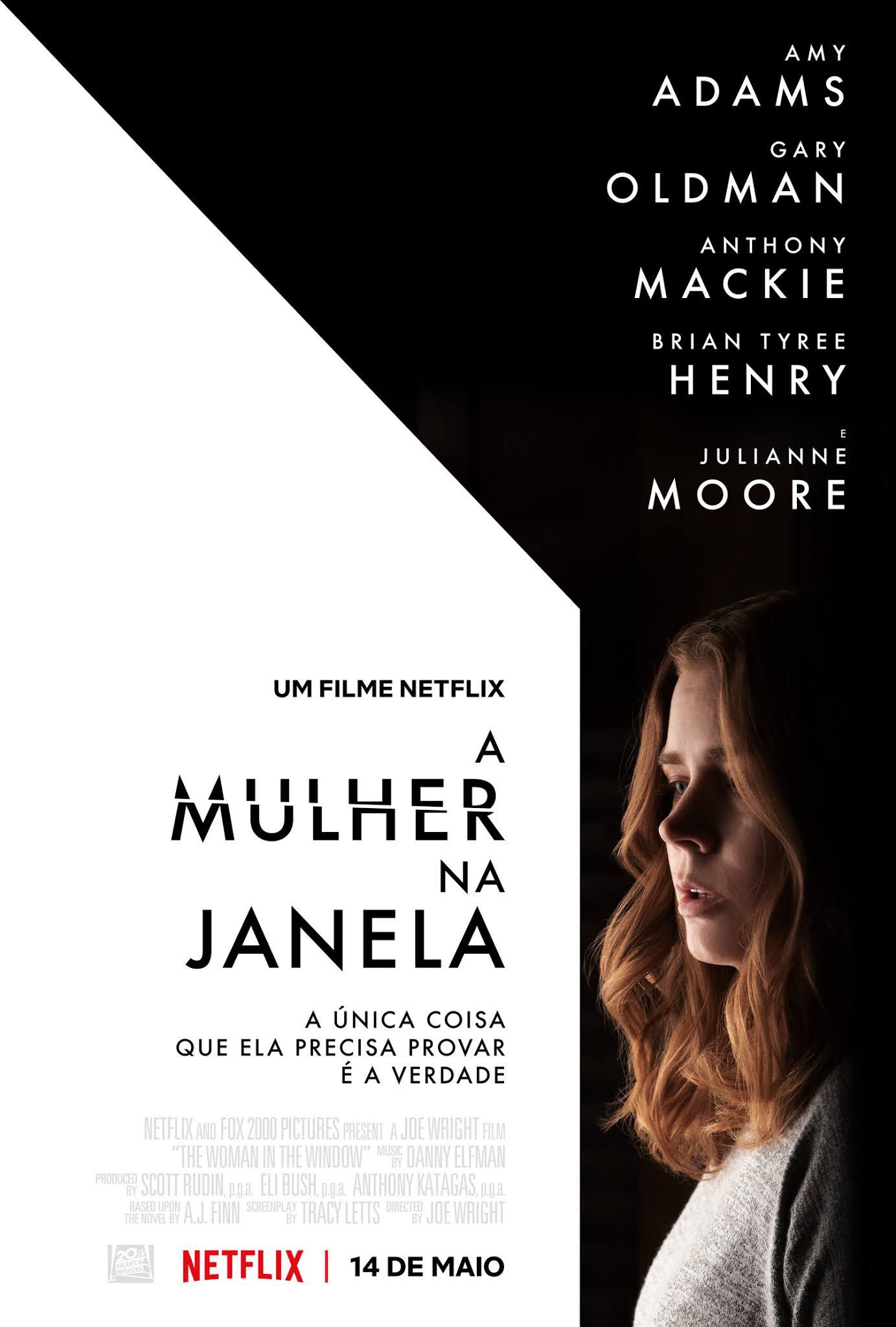 Assista à Amy Adams no trailer de 'A Mulher na Janela'