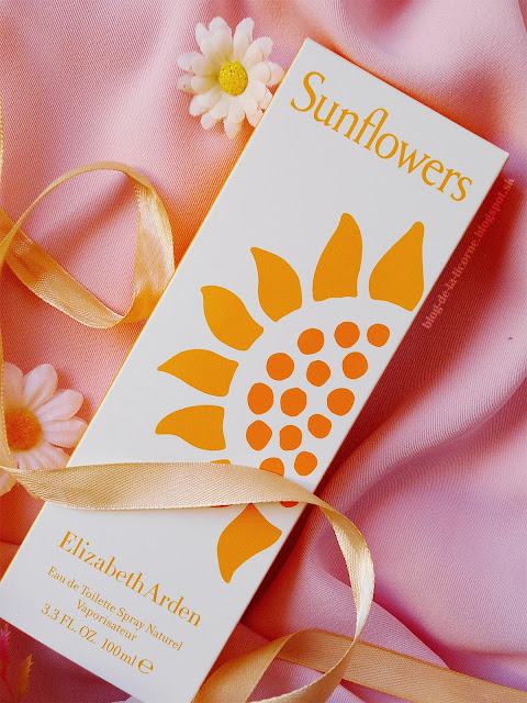 Elizabeth Arden Sunflowers toaletná voda recenzia