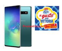 Logo Concorso Galbani '' Il gusto della vittoria'': in palio 122 Samsung Galaxy S10 Plus e premi certi !