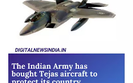 India is moving further towards defense.