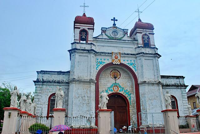 Old Churches in Cebu