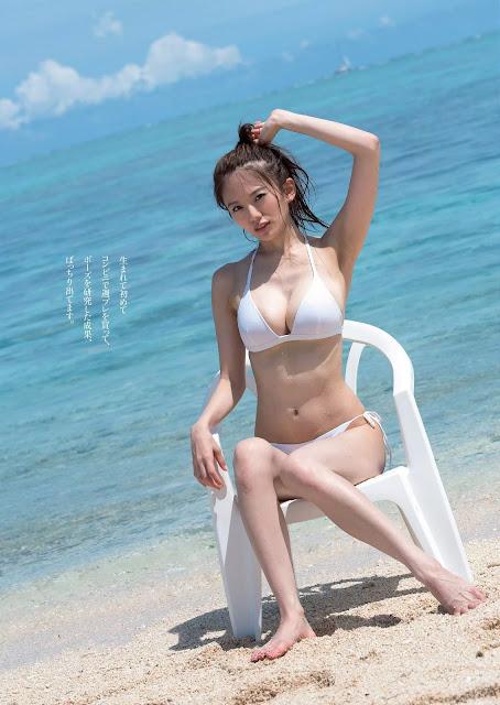 伊東紗冶子 Ito Sayako Weekly Playboy No 36 2016 Photos 06