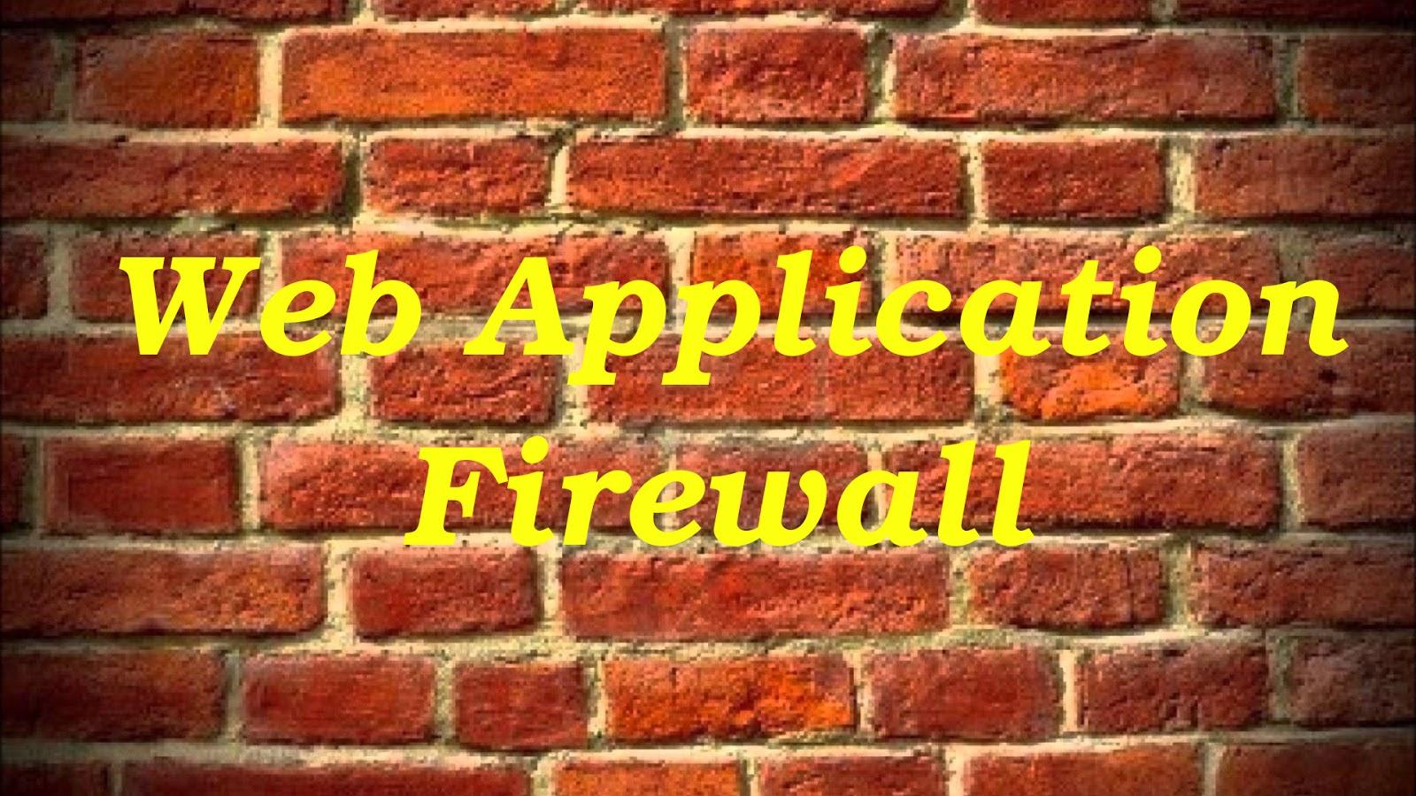 David Romero Trejo: Web Application Firewall - WAF