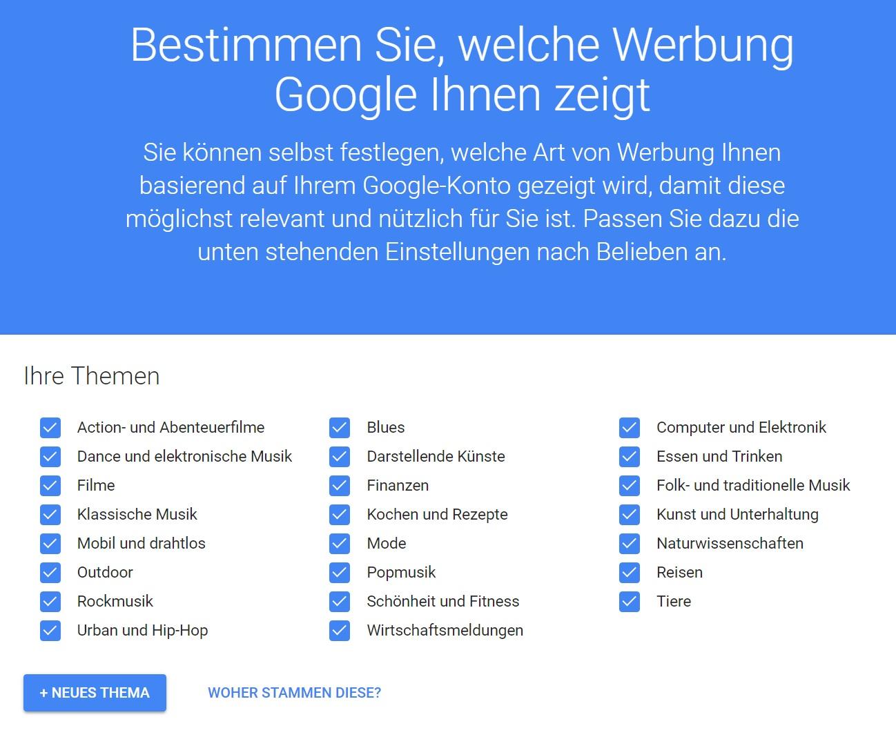 der offizielle blog von google deutschland es sind eure daten ihr entscheidet. Black Bedroom Furniture Sets. Home Design Ideas