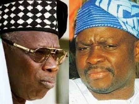 Obasanjo has no shame, he is becomimg a laughing stock – Fayose