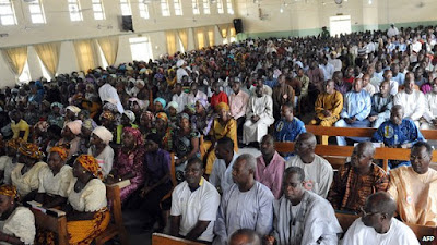 Recession has curbed flamboyant lifestyles in churches