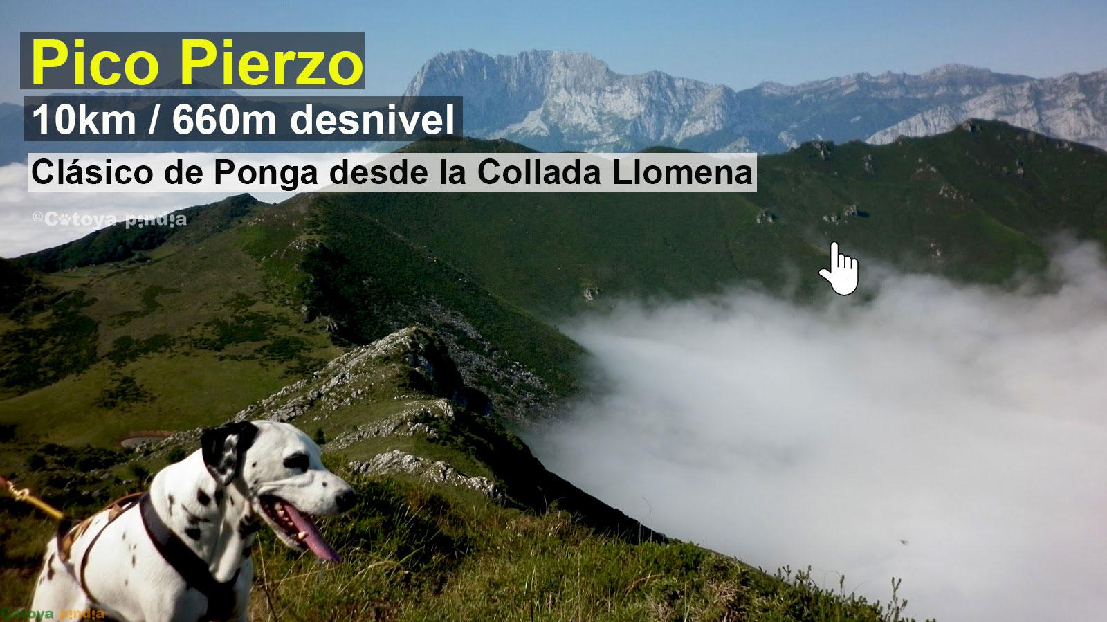 Ruta al Pico Pierzo