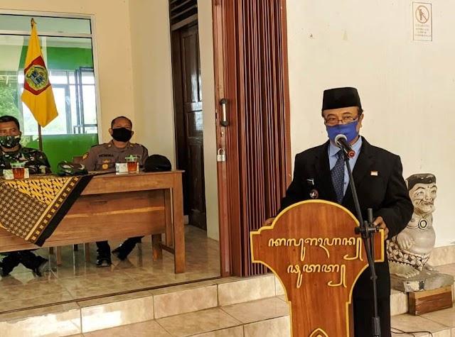 Pamong Kalurahan Putat dilantik Bulan Juni 2020
