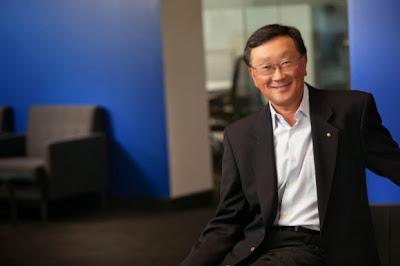"""Hace apenas un poco más de una semana el CEO de BlackBerry John Chen habló con CNBC con respectoa la última convocatoria de ganancias, El día de hoy CNBC reveló poco más de la reunión que tuvieron con elCEO de BlackBerry. Según John Chen, """"el viaje acaba de empezar ', BlackBerry y Prem Watsa tienen una larga experiencia en el mundo de la tecnología. Esta no es la primera vez que he mantenido las riendas de una empresa de tecnología se enfrentan a circunstancias difíciles. Estoy aquí para hacer frente a este desafío, porque creo que podemos tener éxito. Hemos"""