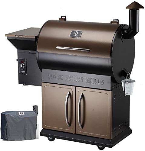 zgrills wood pellet grill
