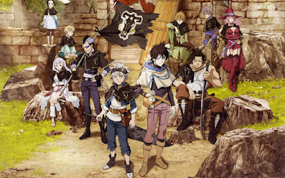Black Clover Episode 01-60 Subtitle Indonesia [Batch]