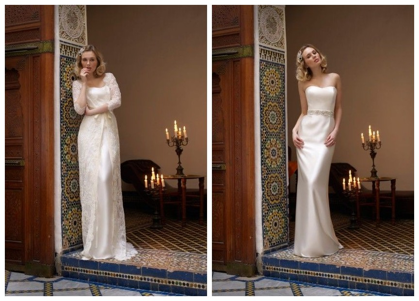 Simple 2 In 1 Wedding Dresses Wedding Decoration Ideas
