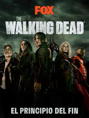 The Walking Dead (TV Serie) S11 DVD BD NTSC Latino (Parte 1)