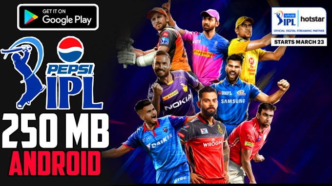 NEW IPL CRICKET GAME
