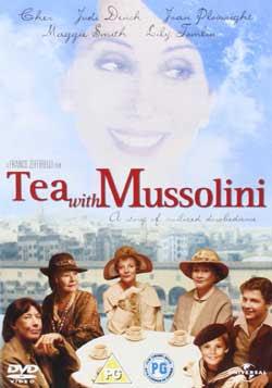 Tea with Mussolini (1999)