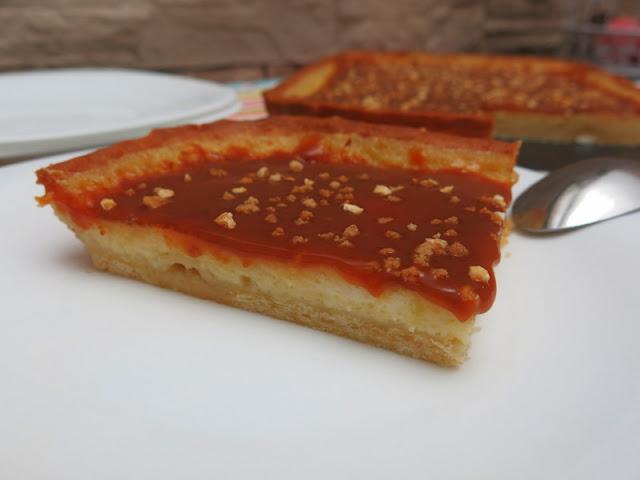 TARTALETA DE MASCARPONE