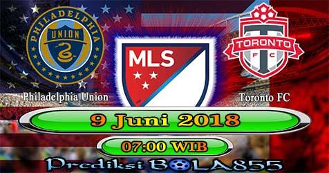 Prediksi Bola855 Philadelphia Union vs Toronto FC 9 Juni 2018