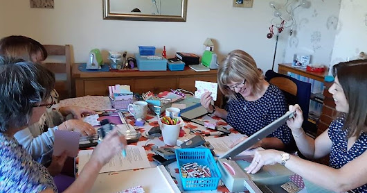 Craftathon for Breast Cancer Care