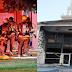 Incendio Provocado? Otra Capilla de La Iglesia de Jesucristo incendiada
