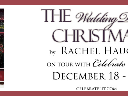 The Wedding Dress Christmas on Tour with Celebrate Lit: Book Review + Giveaway