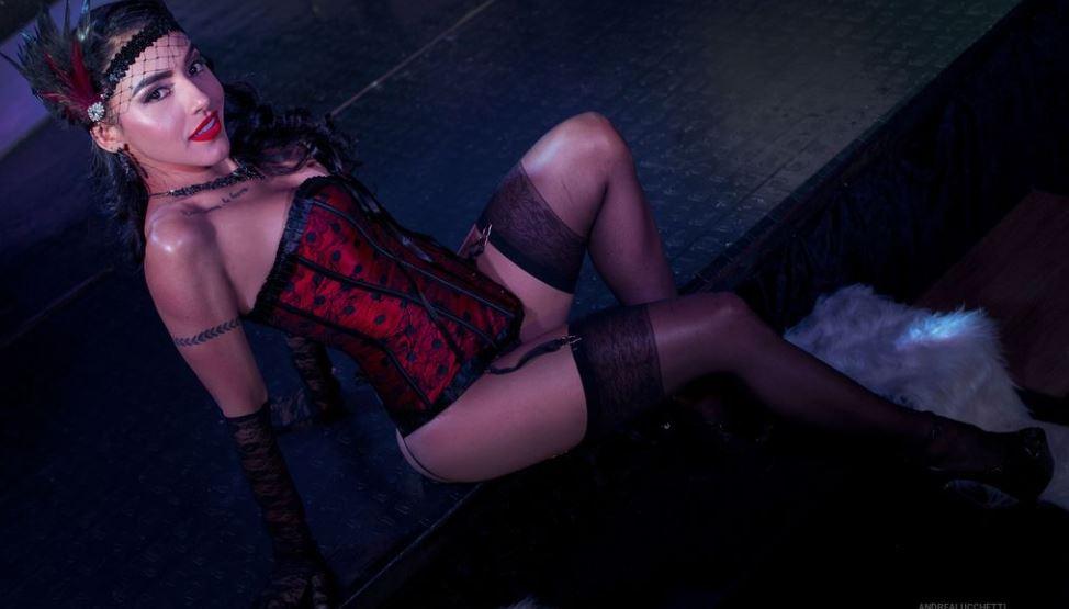 AndreaLucchetti Model GlamourCams