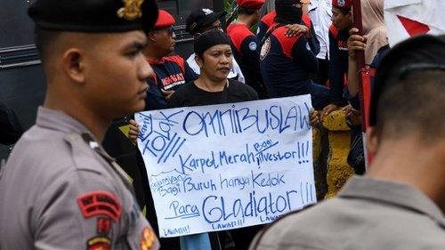 Omnibus Law Dianggap Merugikan, Buruh Mengadu ke Baleg DPR