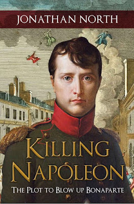 Front cover of Killing Napoleon by Jonathan North