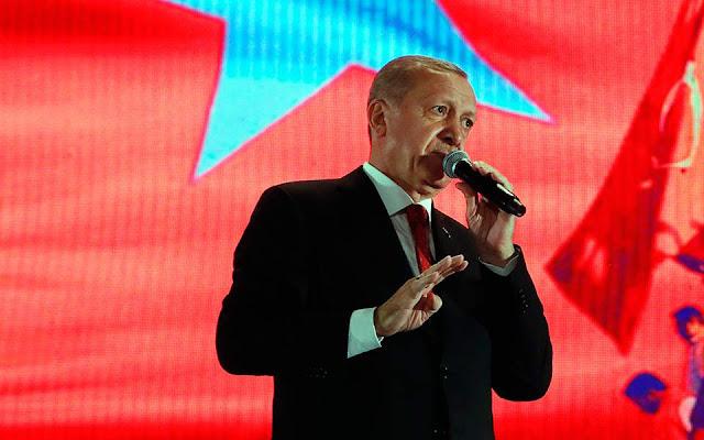 Αντιπαράθεση Ερντογάν - ΗΠΑ για το Κουρδικό