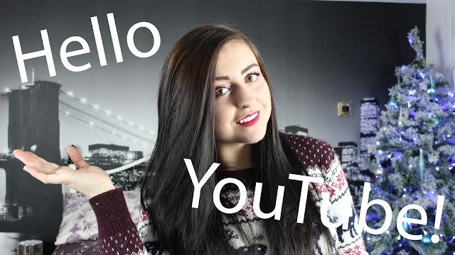 Hello YouTube Video