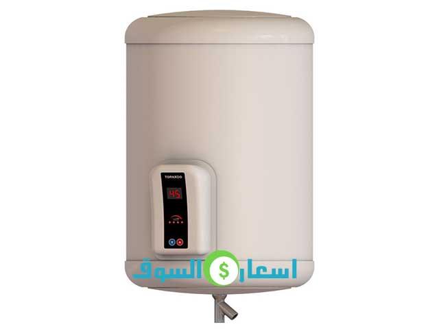 سعر سخان كهرباء تورنيدو سعة 35 لتر موديل EHA-35 TSD-F