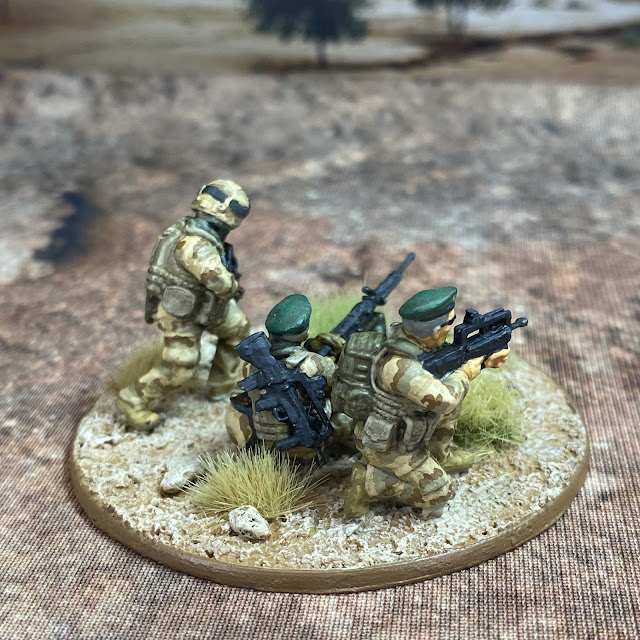 8mm modern French Foreign Legion for Mali and the Sahel from JJG Print 3D