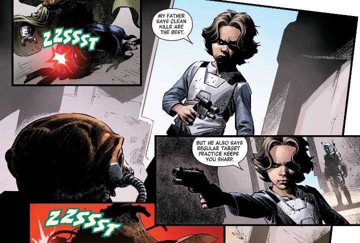 Bobba Fett en Star Wars - Era de la República: Villanos