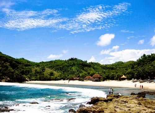 Daftar Pantai Terindah Di Jogja