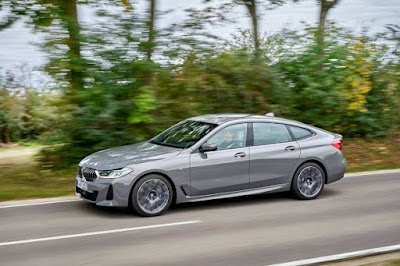 BMW 6 series GT price