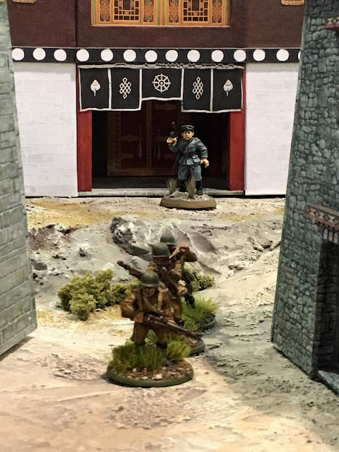Bolt Action: Chinese vs. Soviets