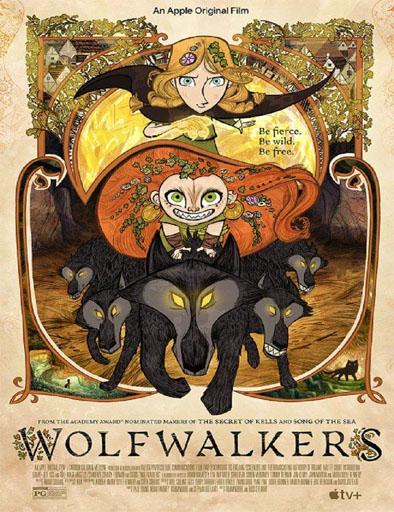 Poster de Wolfwalkers: Espíritu de lobo