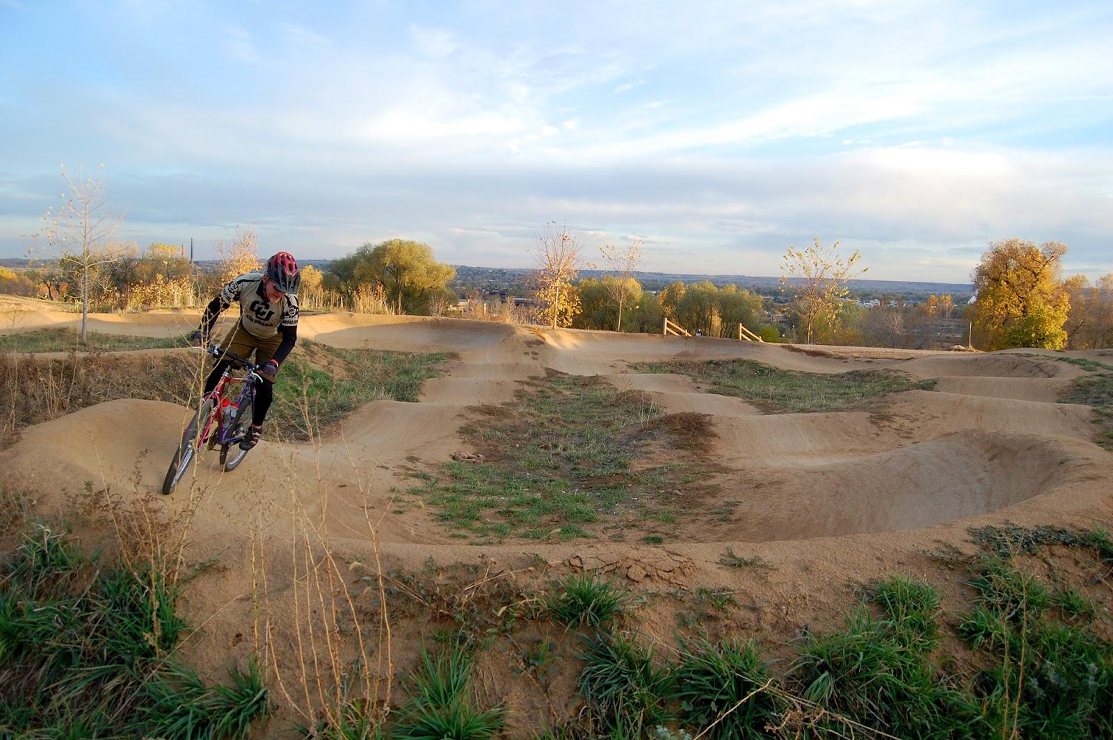 Bike Pump Track Perth