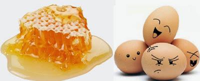 Cách trị nám da bằng mật ong và trứng hiệu quả và an toàn